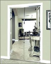 custom sliding mirror closet doors
