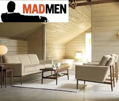 mad men furniture. MADMEN Your Living Room! DWR \u0026 AMC Promote Season 4 With A SweepstakesCelebrity Sex Tapes 2013 Mad Men Furniture