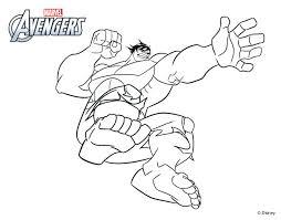 Hulk Da Colorare 3 Disegni Da Colorare E Stampare Gratis