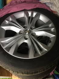For sale: 2015 Impala rims and tires - Chevy Impala Forums