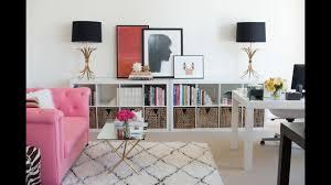 pink home office design idea. Fine Office Feminine Home Office Design Ideas To Pink Home Office Design Idea I