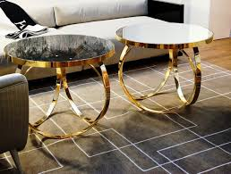 beautiful gold coffee tables 147 round rose gold coffee table luxury gold coffee table full