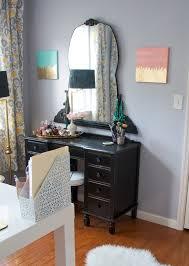diy glitter furniture. Glitter And Goat Cheese - DIY Pastel Gold Leaf Art Diy Furniture A