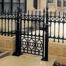 wrought iron fence gate cast iron garden gates wrought iron fence gate lock