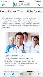 Lee Health Mobile On The App Store