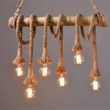 buy pendant lighting. vintage hemp rope pendant lights loft creative industrial lamp for living room restaurant bars clothing store decoration buy lighting n