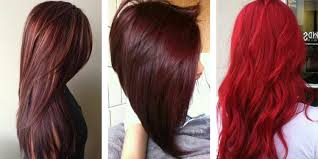 Hairstyle Color the 21 most popular red hair color shades 7727 by stevesalt.us