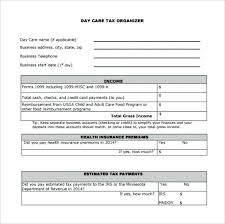 Tax Organizer Excel Misc Template Mn 1099 Form Printable Form 1099 Misc 2014 Template