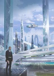 Futuristic Architecture Future City Cityscapes Concept Art | Pleasant in  order to my personal web site
