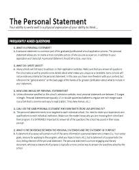 Personal Statement Examples For Resume Best Of Volunteer Work Resume ...