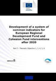 Development of a <b>system</b> of common indicators for European ...