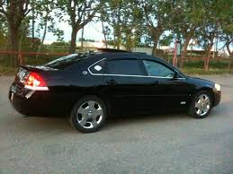 2008 Black Chevy Impala - shareoffer.co | shareoffer.co