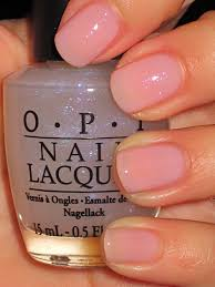 opi in the spot light pink with i juggle men they have some really weird nail polish names still i love this color