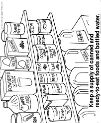 Small Picture Kids Games And Activities Fresh Food Safety Coloring Pages