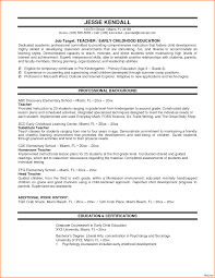 Free Teacher Resume Builder Confortable Online Teacher Resume Template With Sample Resumes Of 20