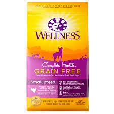 Complete Health Grain Free Small Breed Wellness Pet Food
