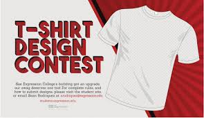 Design Contest Rules Sae Expression Students T Shirt Design Contest