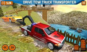 Offroad Tow Truck Driver Transport Truck Simulator APK Download for ...