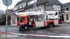 Grote Brand Kapelstraat Bussum
