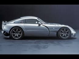 A car as bad assed as it looks: TVR Sagaris | Crossdrilled