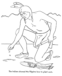 Small Picture The Pilgrims Thanksgiving Story Coloring Page Source of many US
