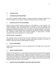 employee handbook corporate christmas party 13