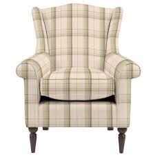 finchley plain back armchair