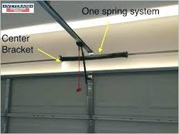 garage door tension spring garage door tension spring adjustment large size of garage garage door tension