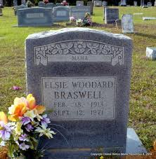 Elsie Woodard Braswell (1913-1971) - Find A Grave Memorial
