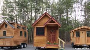 Small Picture Americans construct tiny houses and new lives BBC News