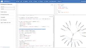 Test Your Code D3 With Jsfiddle With Json File Csv Tsv