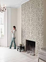 Small Picture Best 10 Wallpaper fireplace ideas on Pinterest Grey feature
