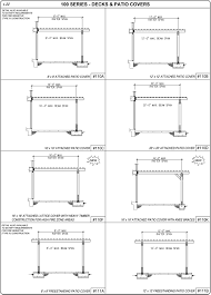patio cover plans. Patio Cover Plans Diy. Diy With Pictures In L