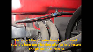 Jeep Liberty Engine Valve Cover Gasket Replacement - YouTube
