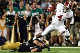 Alabama Spring Football 2013 Preview Running Backs Roll