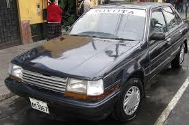 Vendo TOYOTA CORONA 1985