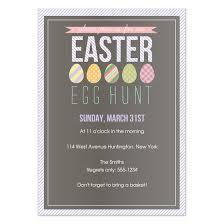 Chalkboard Easter Egg Hunt Invitations Cards On Pingg Com