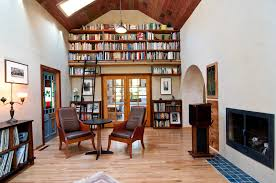 Reading Room In House Harmonious Library Home Reading Room Decoration Shows Impeccable