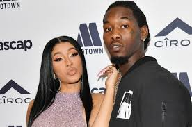 B Q Emulsion Colour Chart Cardi B And Offset Share Strippers On His 28th Birthday