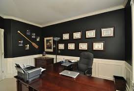 office wainscoting ideas. 1 tag traditional home office with crown molding builtin bookshelf french doors wainscoting ideas c