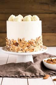 Almond Amaretto Cake Liv for Cake