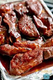 instant pot korean bbq country ribs