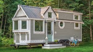 Small Picture The Heritage Tiny House on Wheels Vintage Tiny House Design
