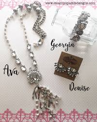 plunder design jewelry ava necklace georgia bracelet denise