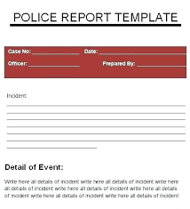 Near Miss Incident Report Form Exposure Incident Report Form