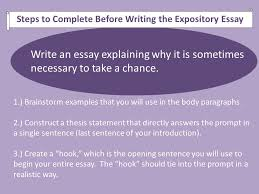 writing an expository essay introduction verbs homework ks writing an expository essay introduction