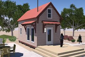 ilration of a tiny house