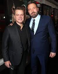 Matt Damon Says He's 'So Happy' for Ben ...
