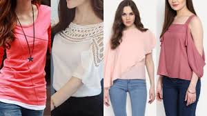 Fancy Top Design For Girl New Latest Fancy Top Designs Latest Beautiful Top Design