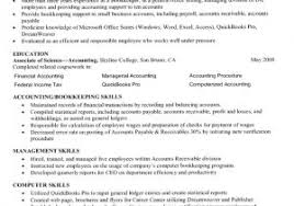 Resume For Bookkeeper Inspirational Bookkeeping Duties For Resume